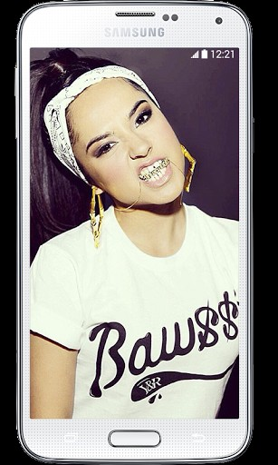 Becky G HD Wallpaper App for Android 307x512