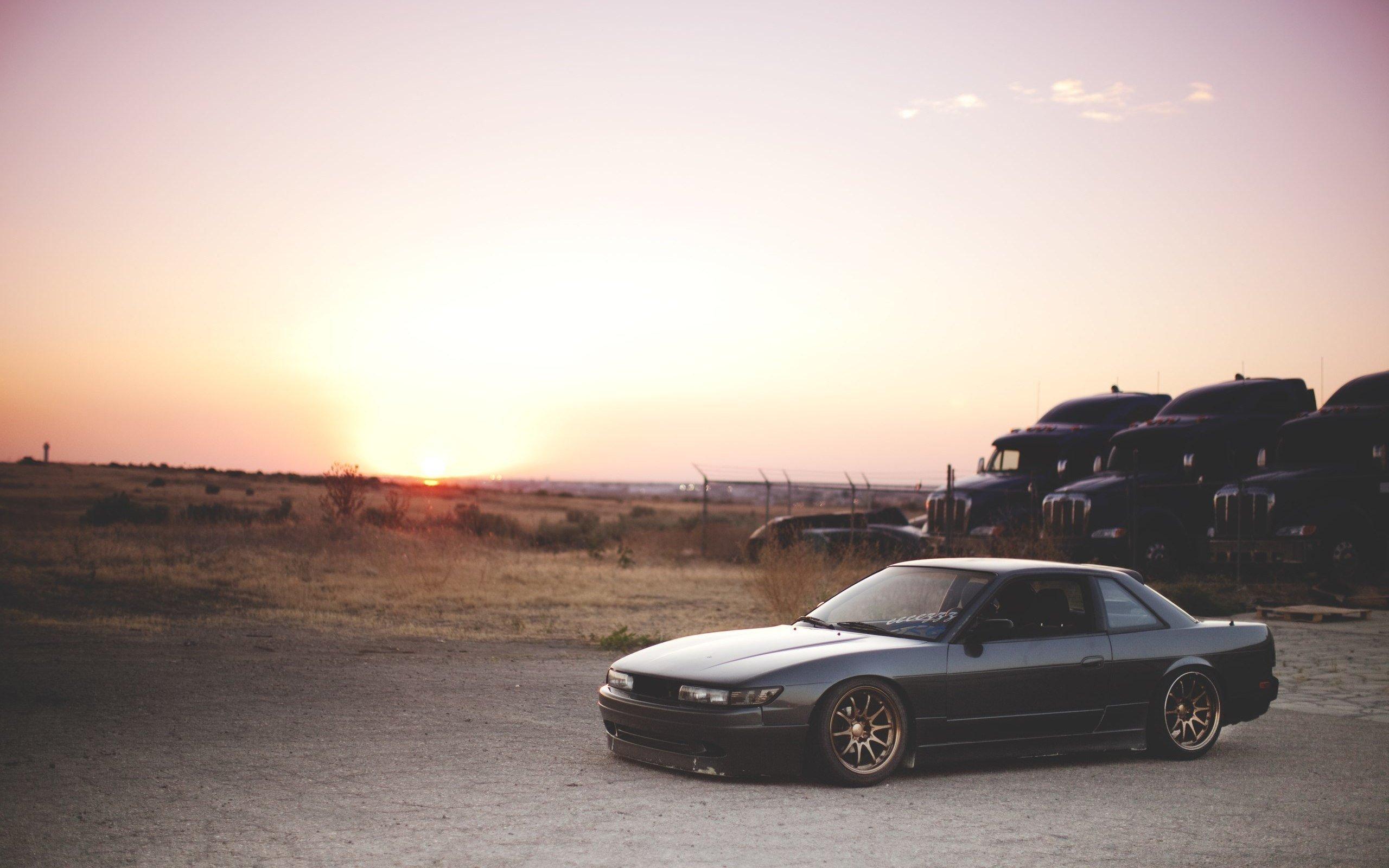 Nissan Silvia S13 Wallpaper Wallpapersafari