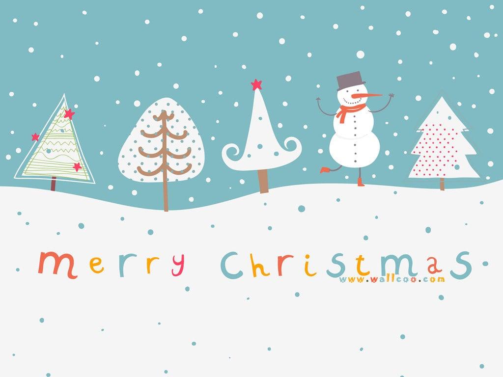 Christmas illustrations and Christmas Design 1024x768 1024x768