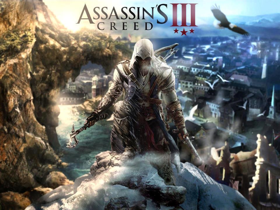 Assassins Creed 3   The Assassins Wallpaper 32351444 960x720