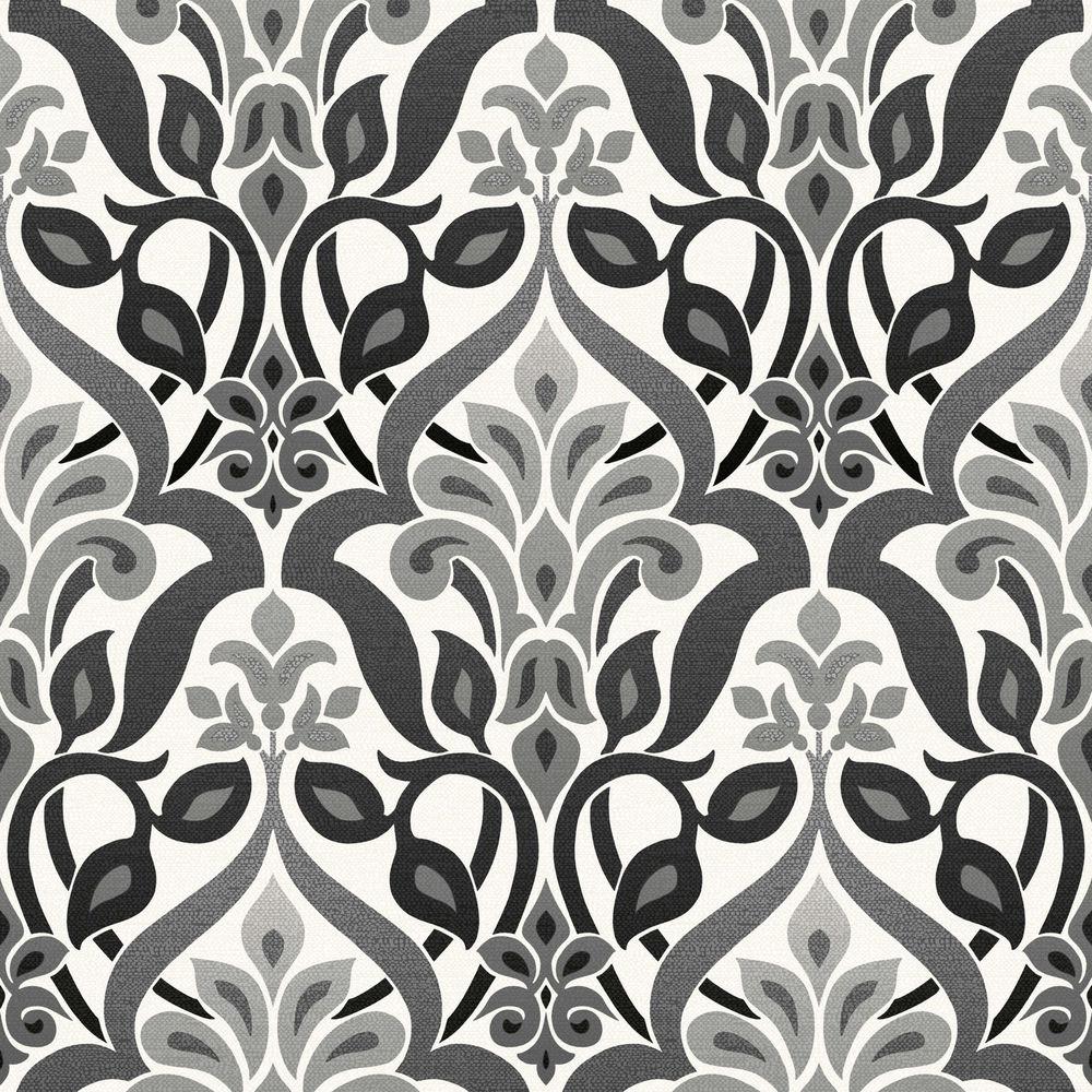 simple damask border wallpaper - 1000×1000