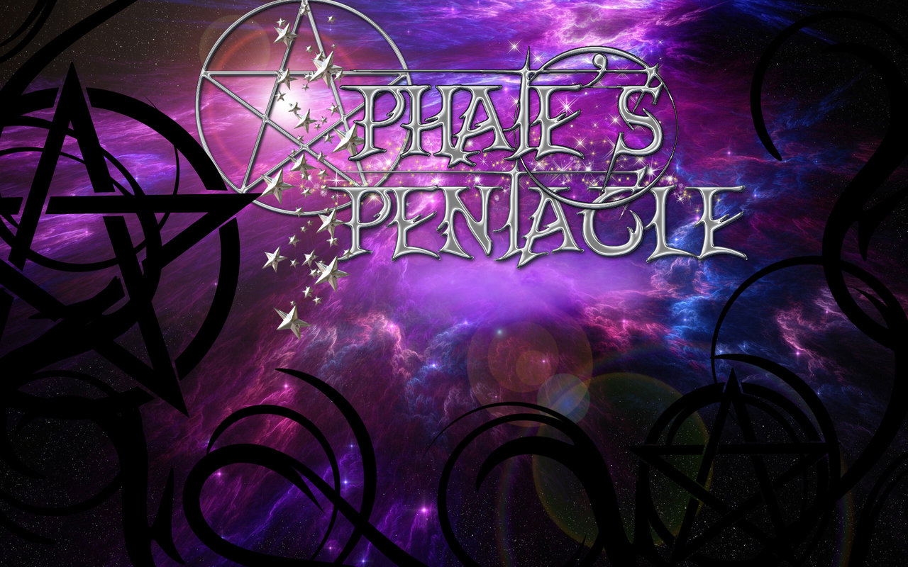 Phates Pentacle Wallpaper by RevyRead 1280x800