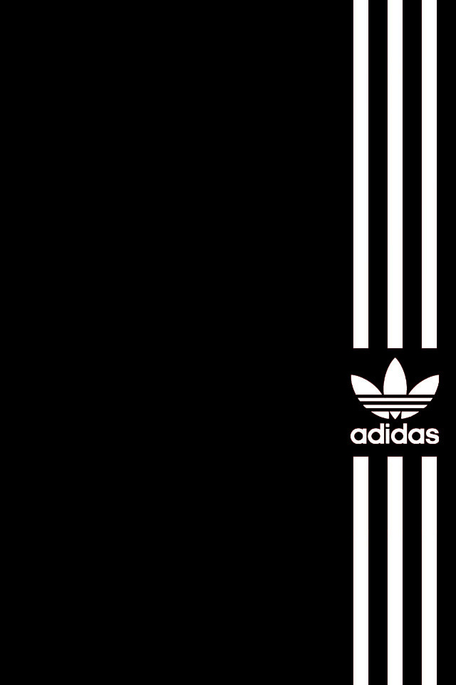 iPhone 5 Wallpapers Apple iPhone 5 Background Adidas 640x960