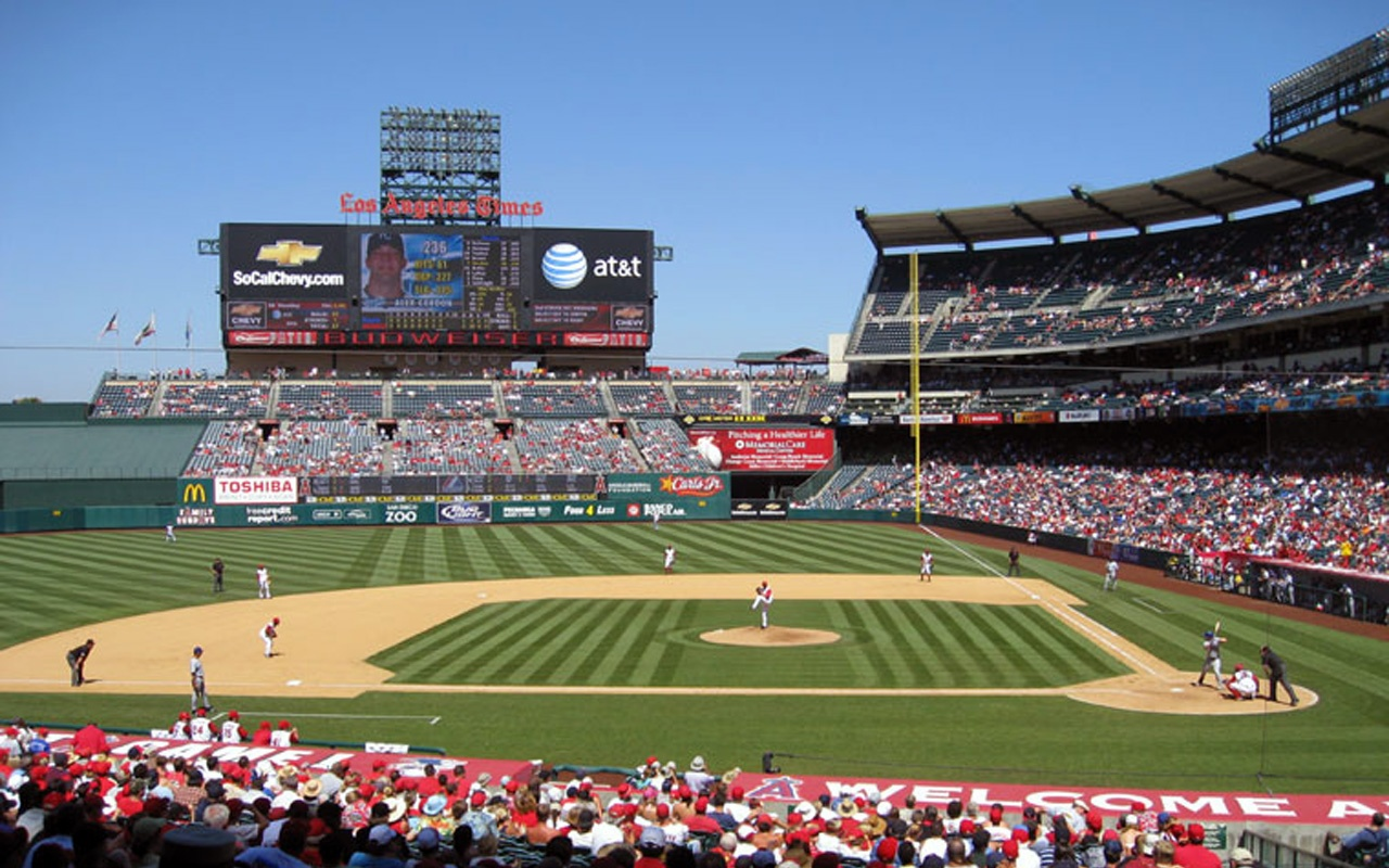 Angels of Anaheim images Los Angeles Angels of Anaheim wallpapers 1280x800