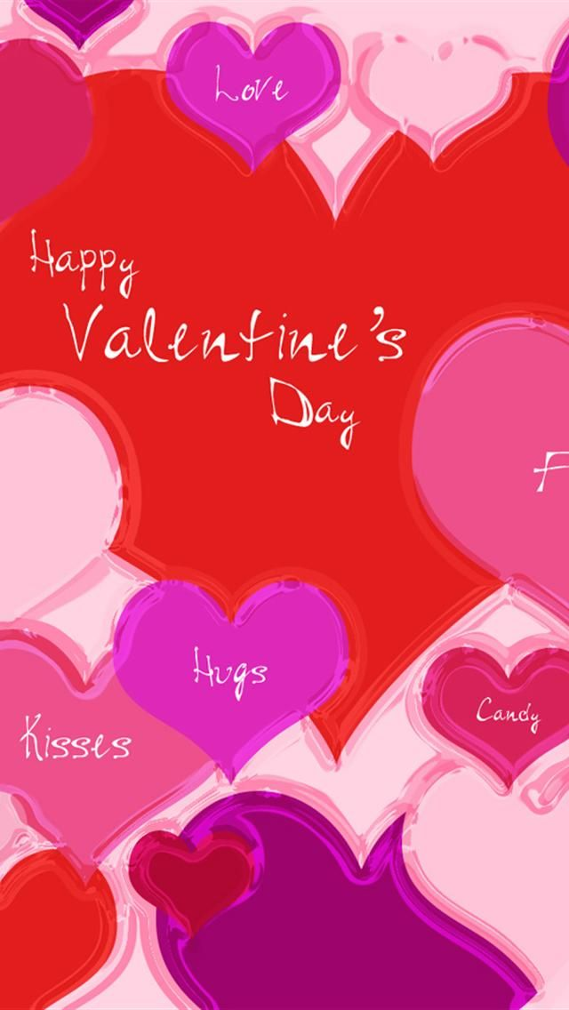 41 Cute Valentine iPhone Wallpapers To Download Valentines 640x1136
