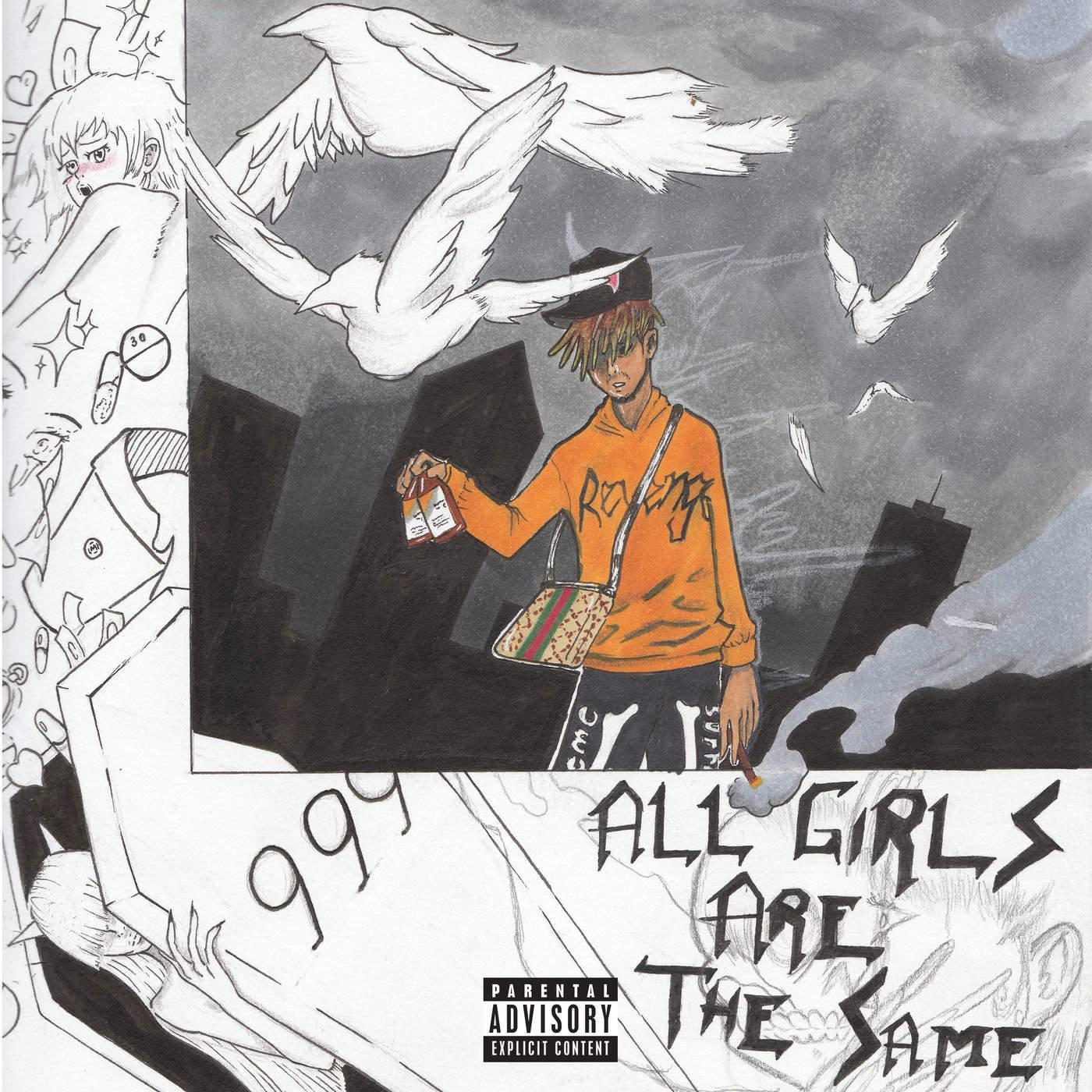 Download Juice WRLD   All Girls Are the Same   Single [iTunes 1400x1400