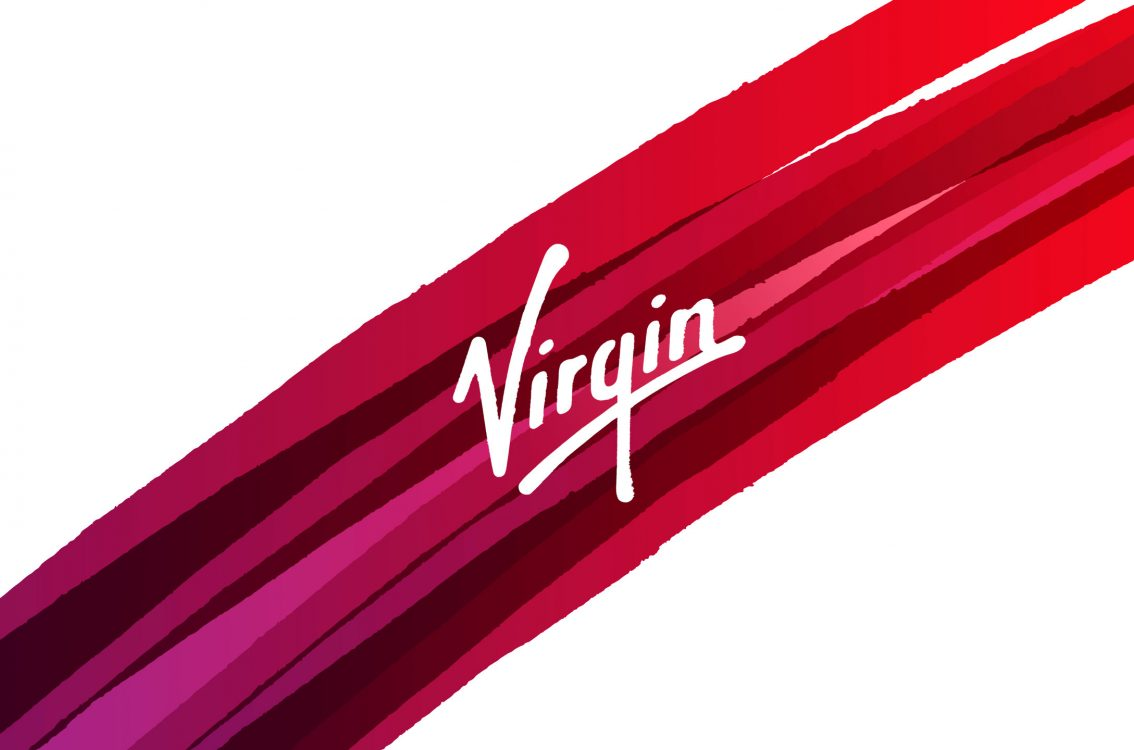 Cool Virgin Company Logo Wallpaper PaperPull 1134x750