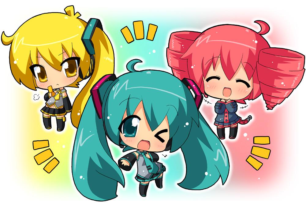 Diva Vocaliod Fans Site All Vocaloid 1000x680