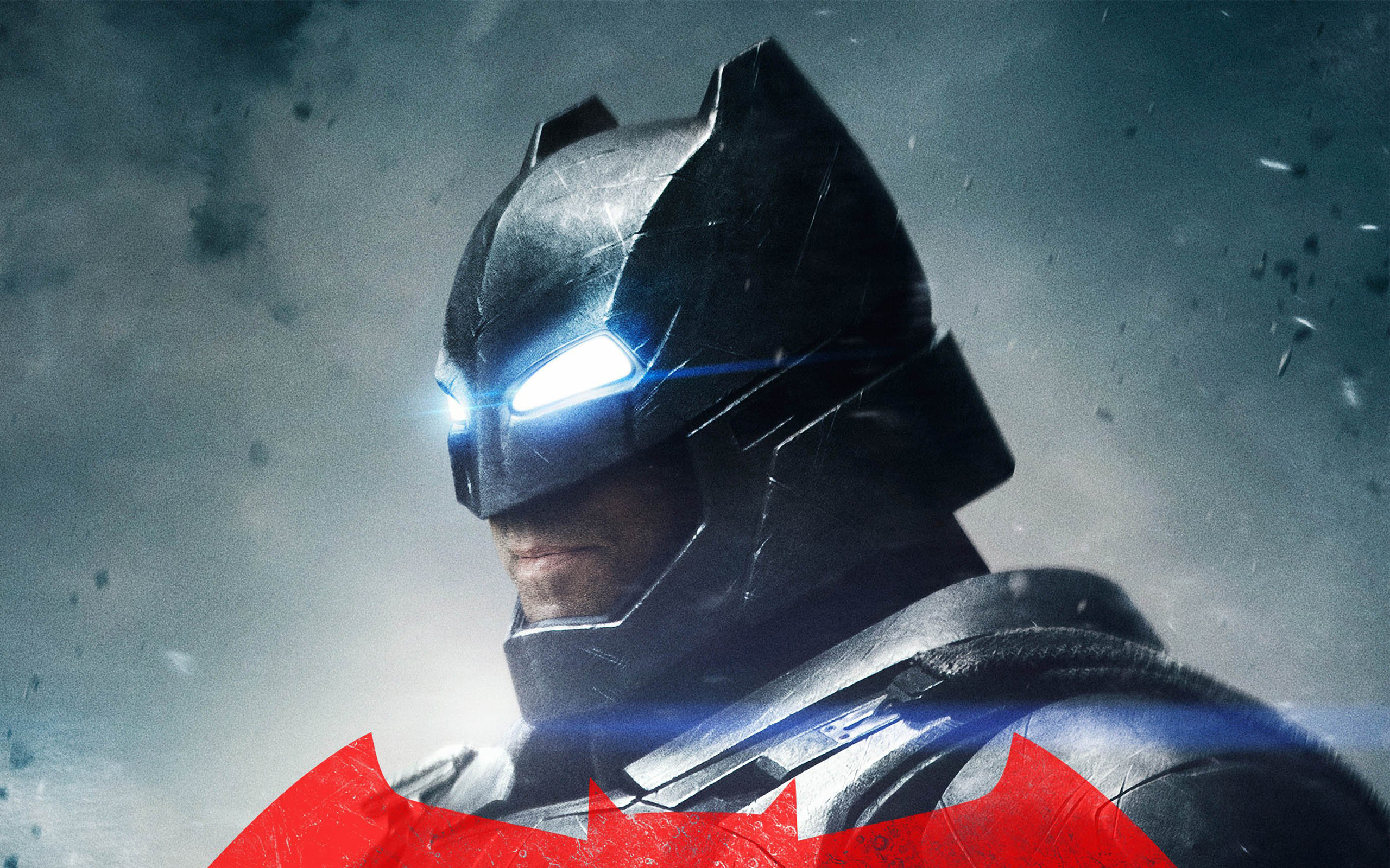 Batman In Batman V Superman Official Poster Wallpapers HD Wallpaper 2560x1600