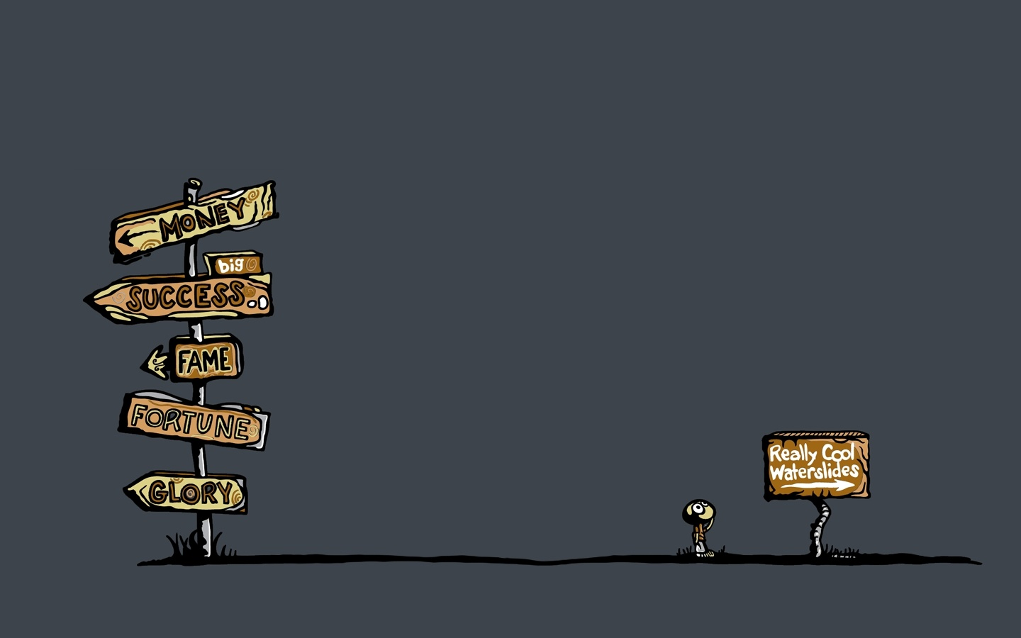 Wallpaper for Computer Funny HD wallpaper background 1440x900