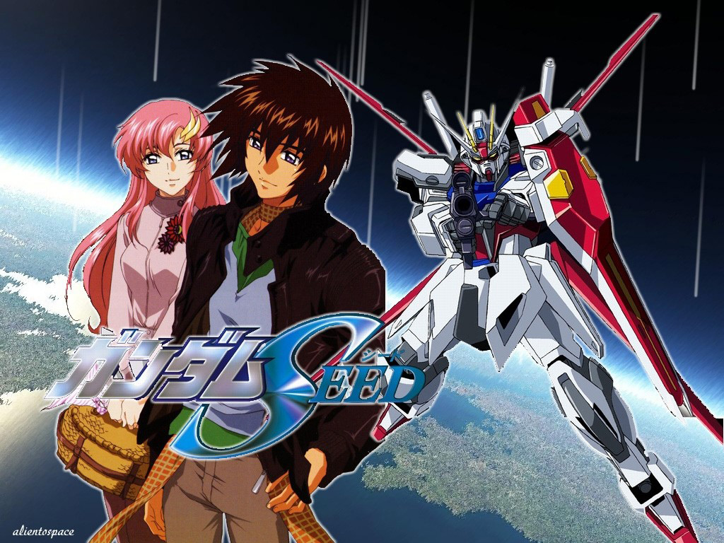 review is a Trailer video of Mobile Suit Gundam Seed Watch it now 1024x768