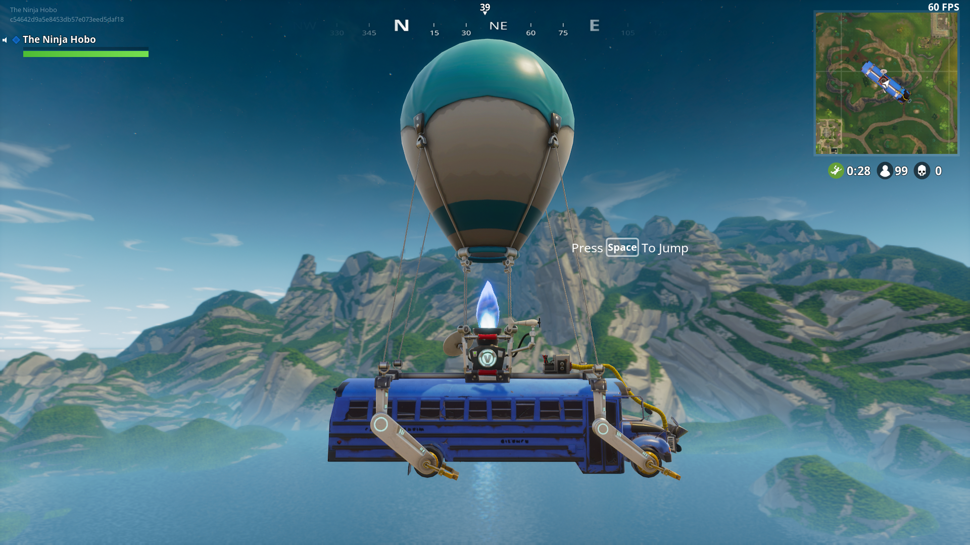 Science Explains the Impossible Physics of the Fortnite Battle 1920x1080