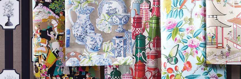 canovas designer wallpaper manuel canovas designer print wallpaper 845x278