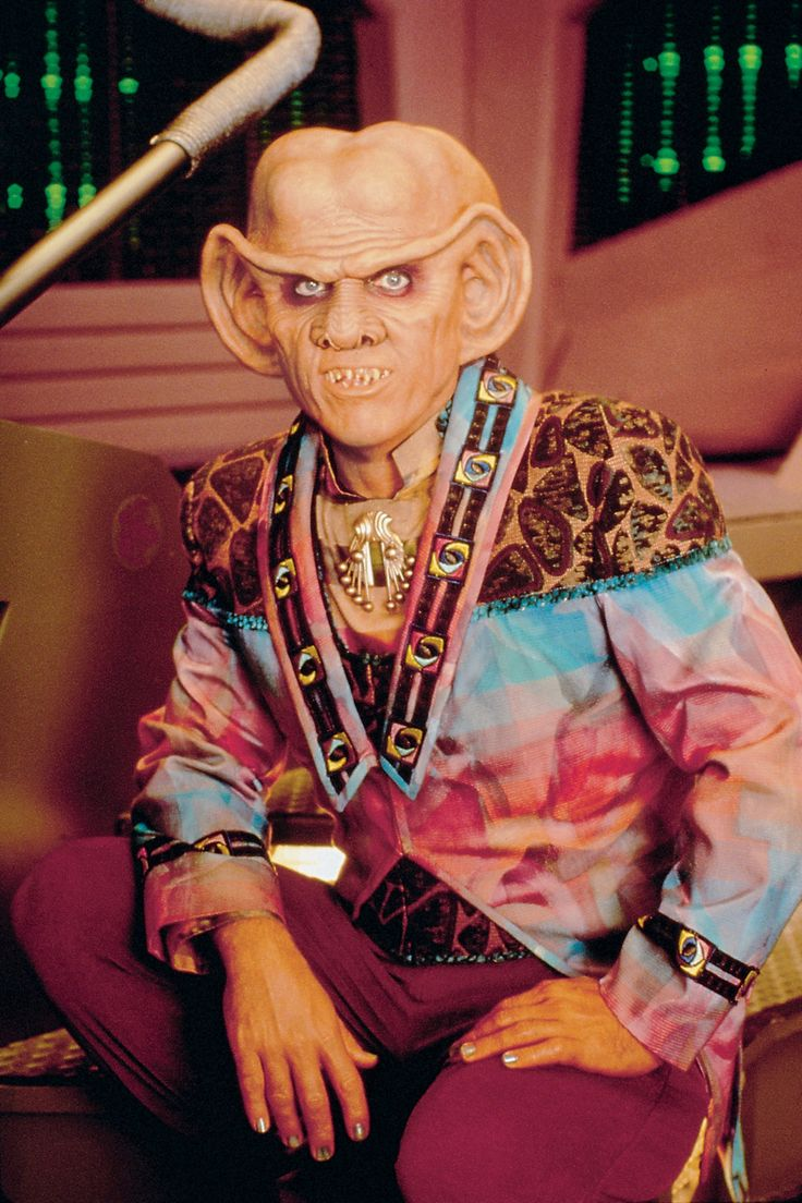 Quark   DS9 Sci Fi Fantasy and twists of Genre Star trek 736x1104