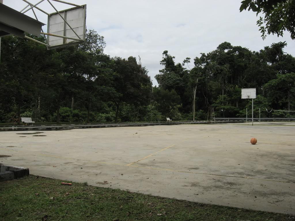 Basketball Court Wallpaper - WallpaperSafari