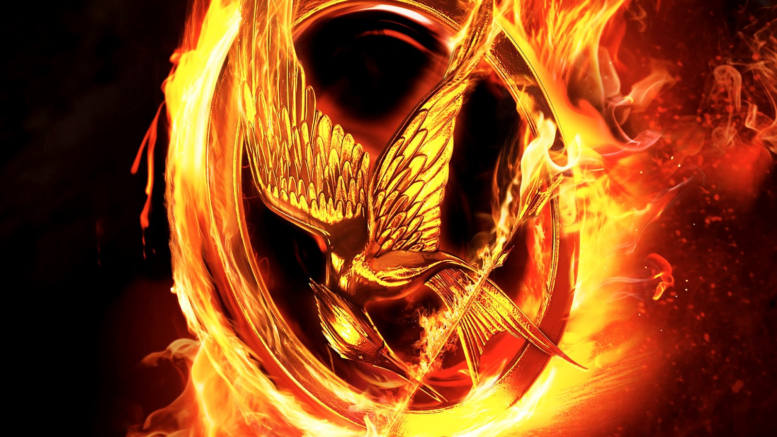 The Hunger Games Wallpaper Games PC Downloads 1600x900