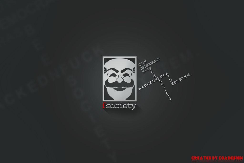 FSociety Wallpaper by Lambardo on DeviantArt