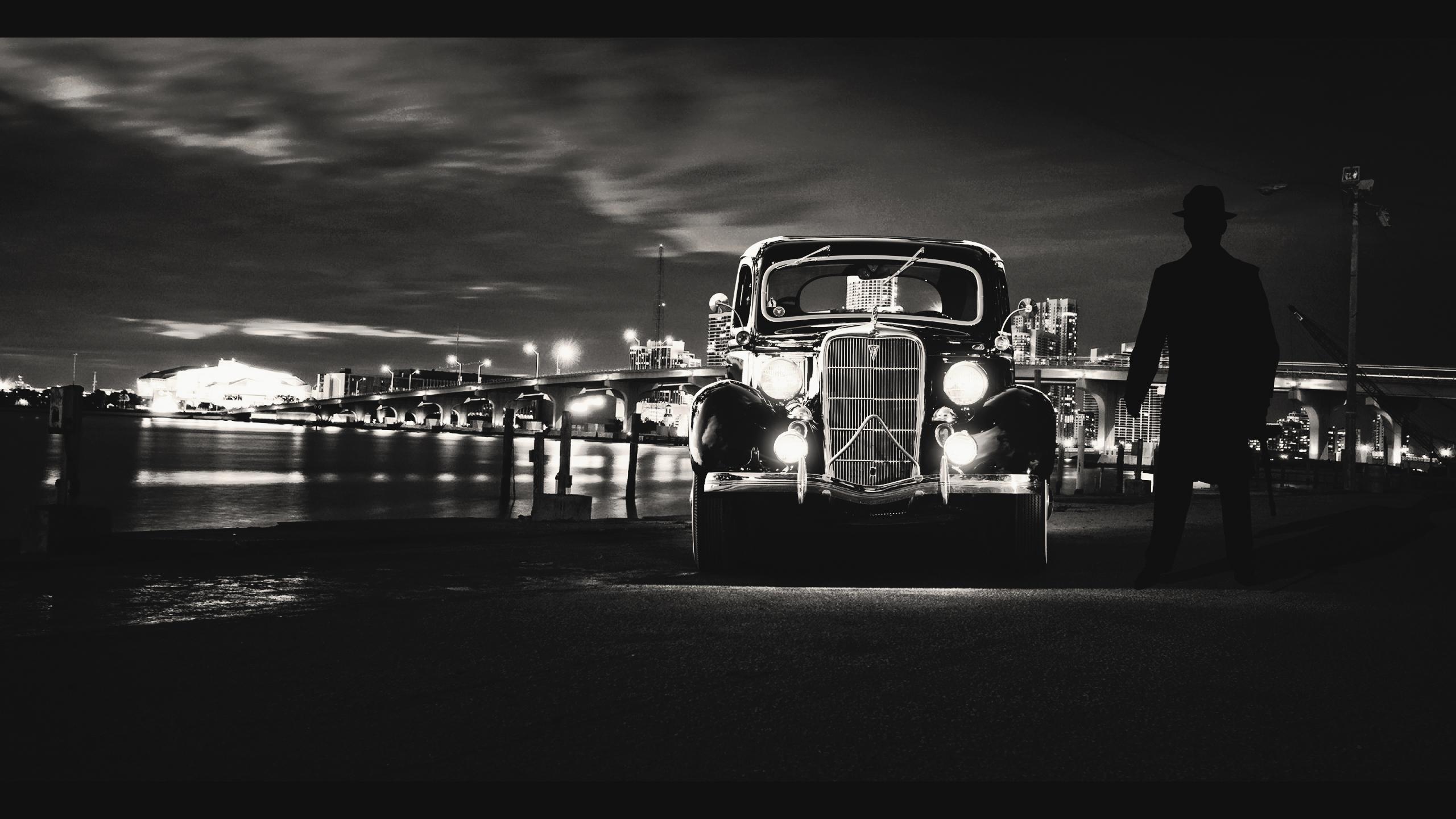 Film Noir by Roland0101 2560x1440