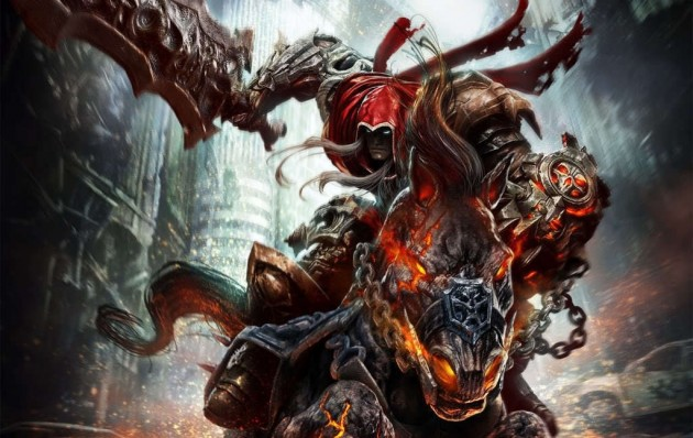 Darksiders Wallpaper 1080P 630x398