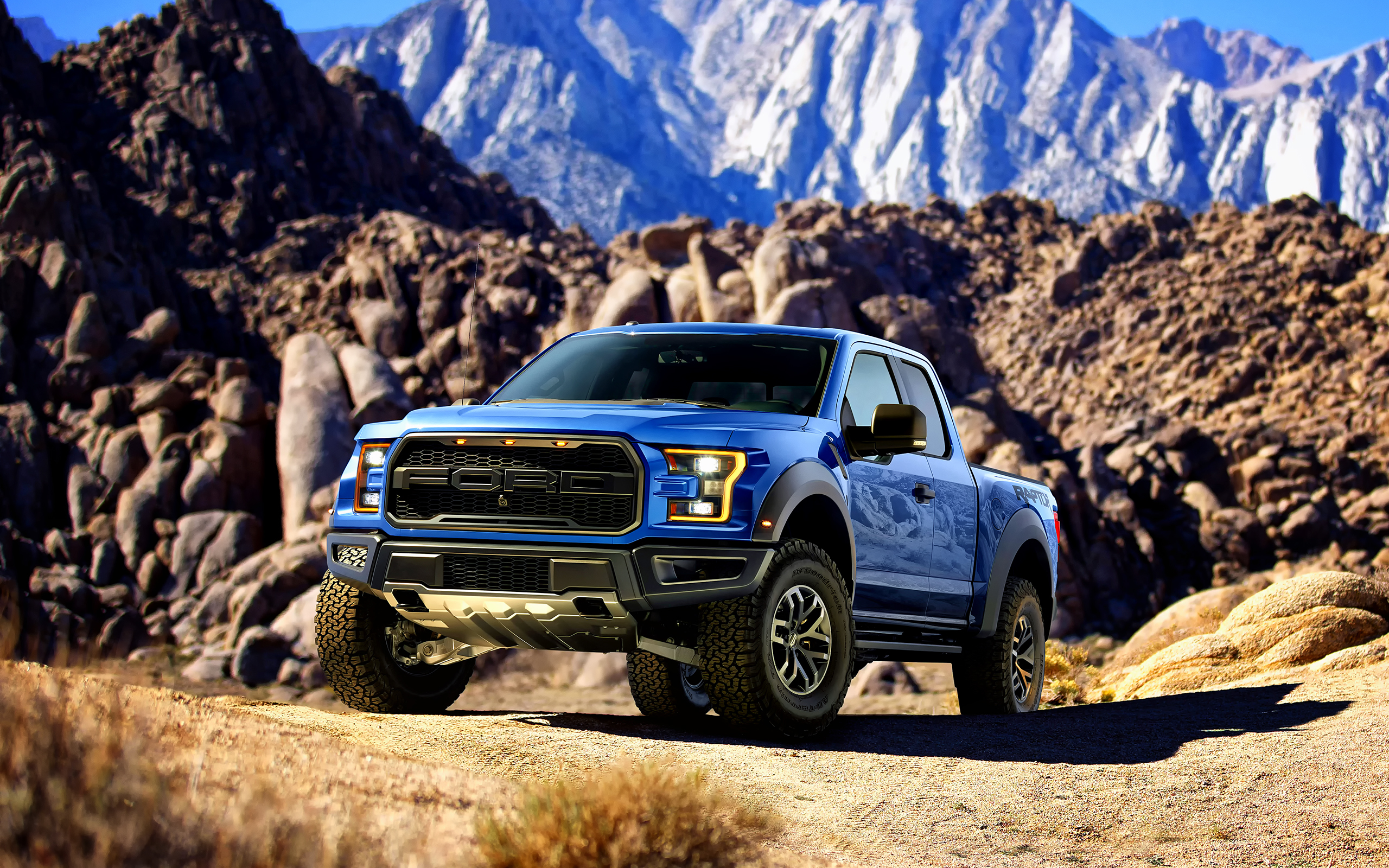 2016 Ford F 150 Raptor Wallpapers HD Wallpapers 2560x1600