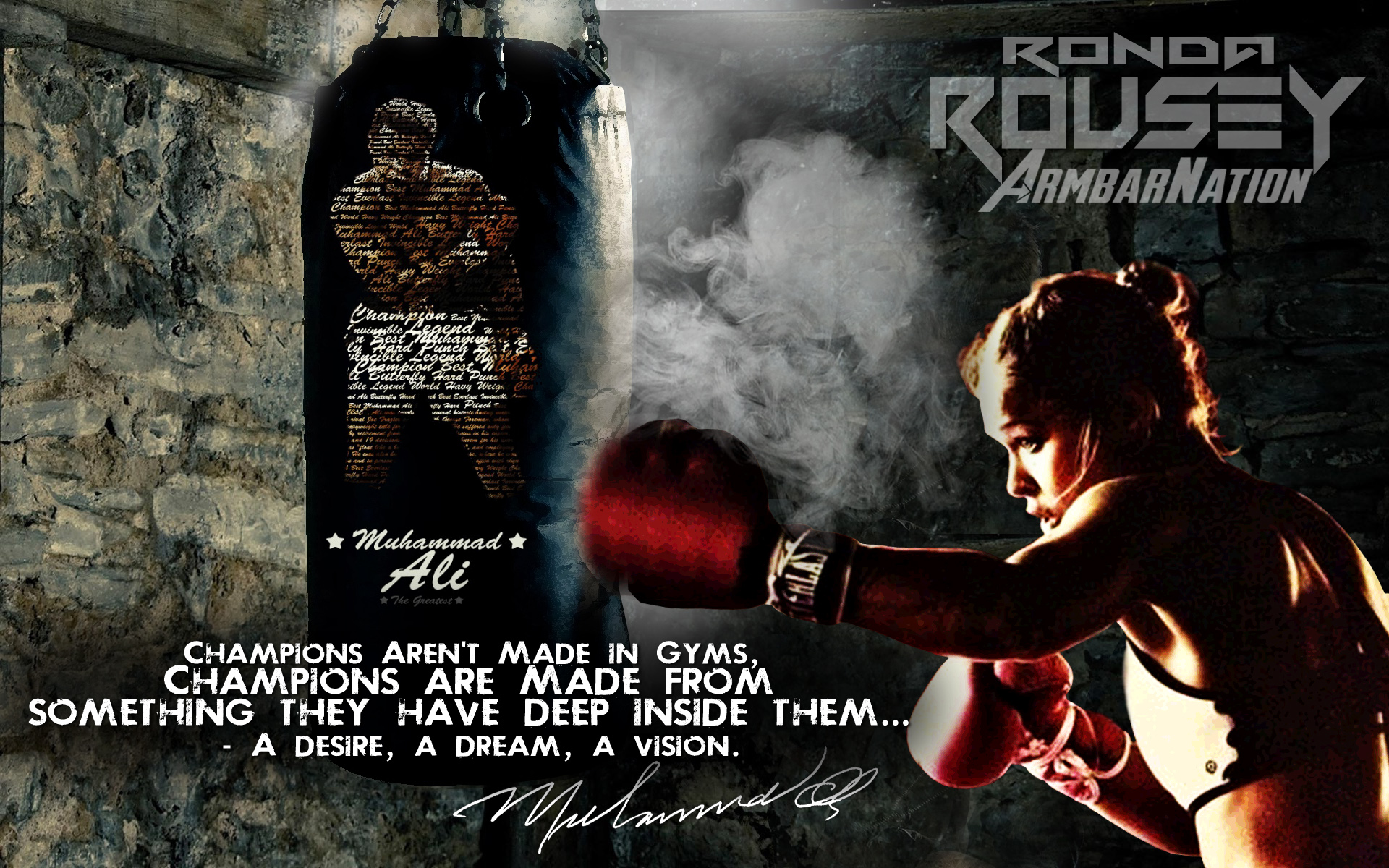 Armbar Nations Ronda Rousey Wallpapers Armbar Nation 1920x1200
