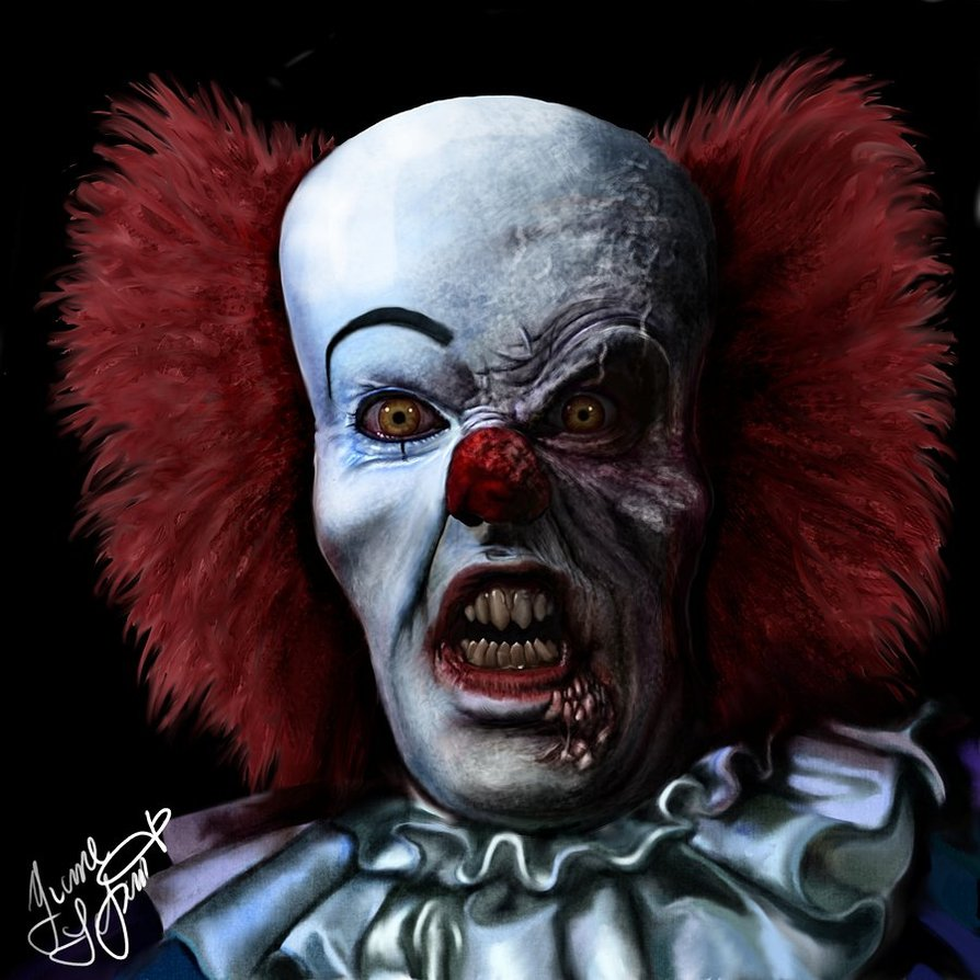 Pennywise the clown wallpaper wallpapersafari - Pennywise wallpaper ...
