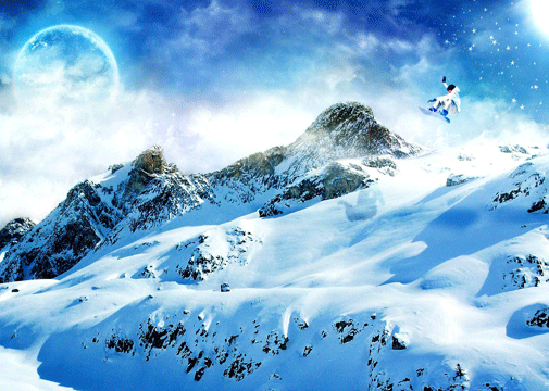 Ten cute winter wallpapers Cute wallpapers 505x360