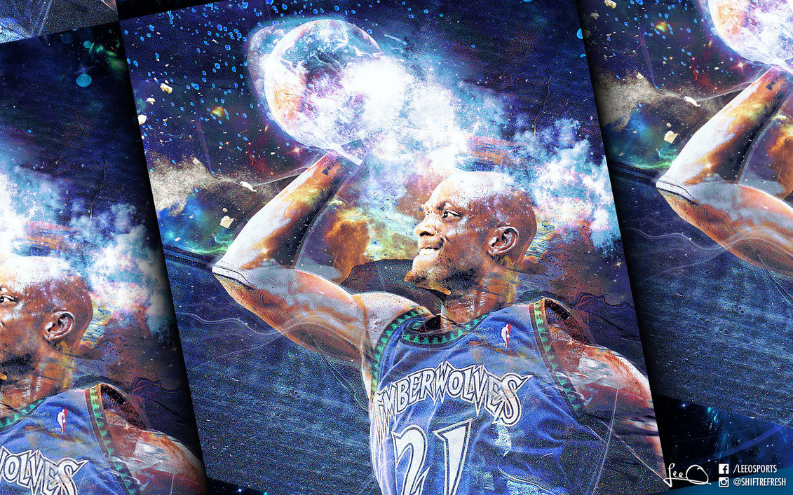 Kevin Garnett NBA Wallpaper by skythlee 1131x707