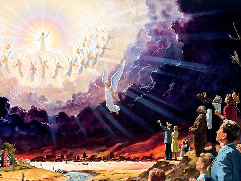 the second coming of christ as explained in the teachings of prophet joseph smith Latter-day saints and orthodox christians alike generally affirm that christ's sacrifice made the offering of animal sacrifices obsolete however, in 1840, joseph smith argued that sacrifices would continue to be offered through the priesthood even after the time of christ.