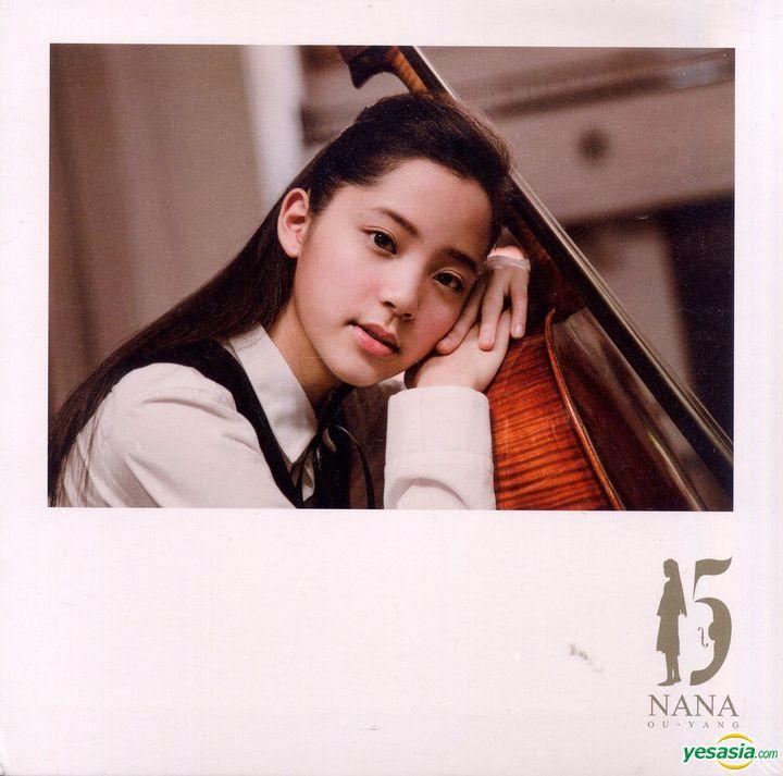 YESASIA 15 Preorder Version CD   Ou Yang Nana 720x713