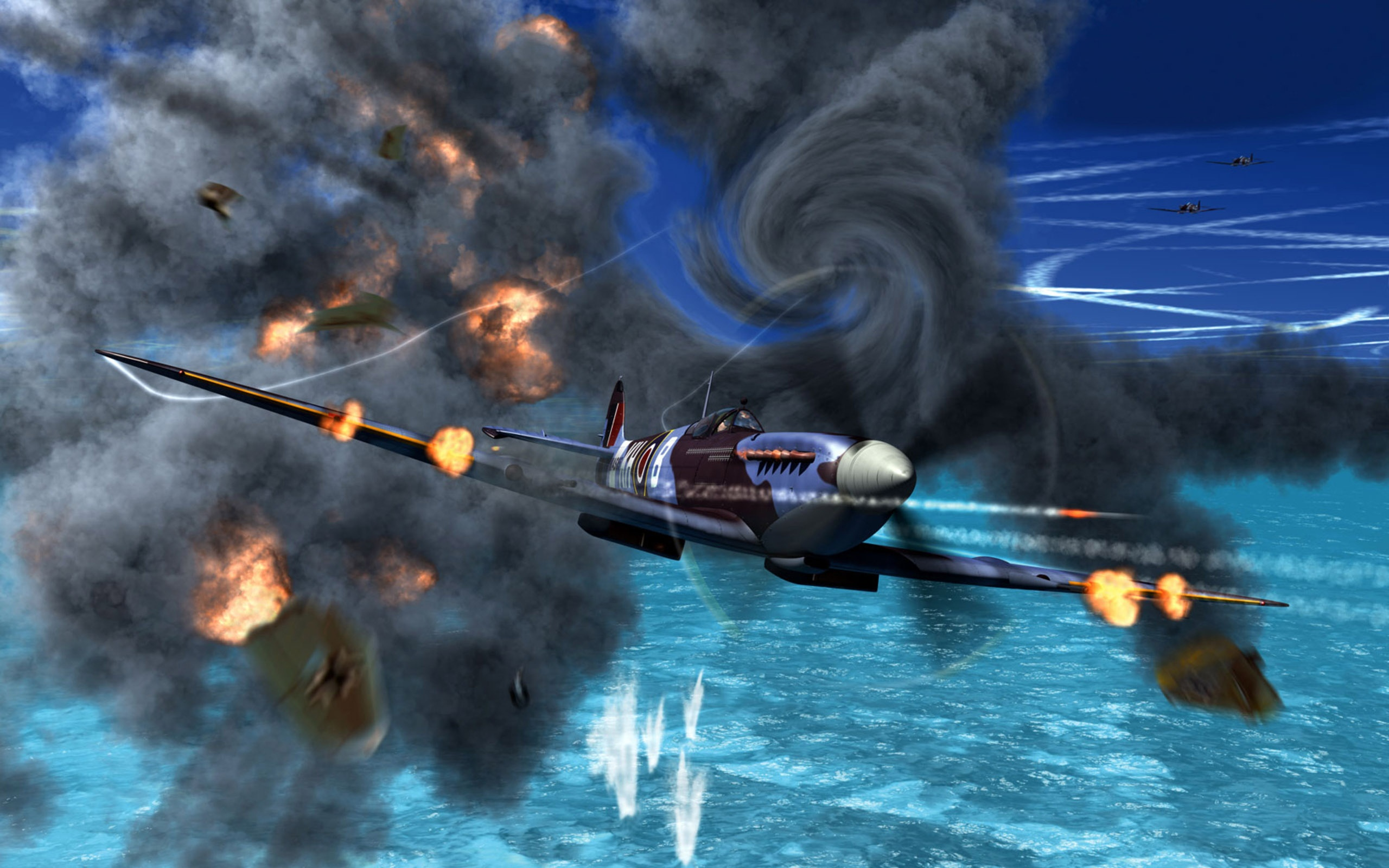 Supermarine Spitfire Wallpapers Supermarine Spitfire Backgrounds 2560x1600