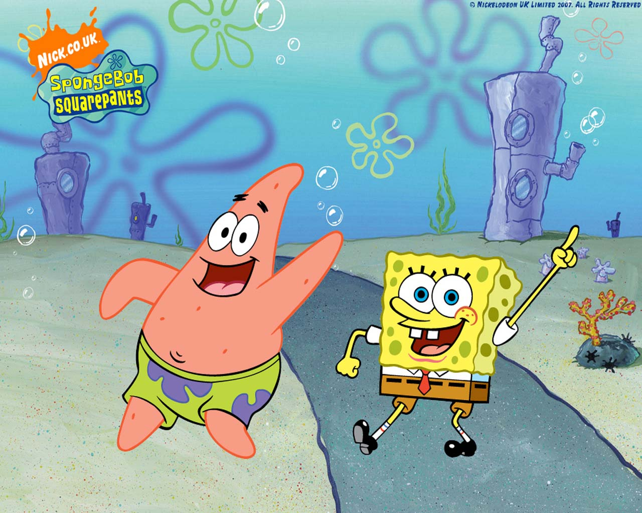 77 ] Spongebob Background On WallpaperSafari