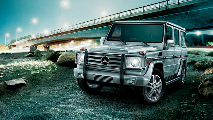 Mercedes Benz G Class G550 HD Wallpaper 1 Sense The Car 720x405