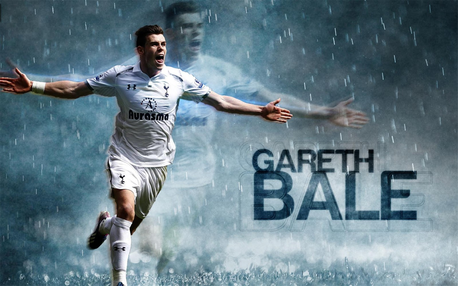 Image result for ronaldo and bale wallpaper 2014