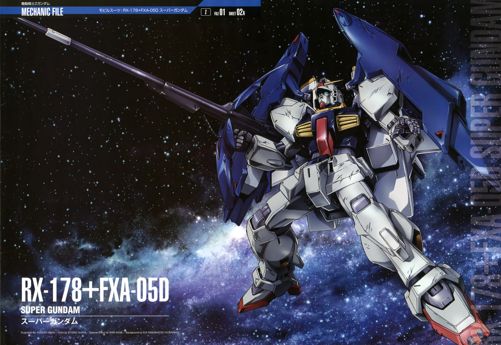 GUNDAM GUY Mobile Suit Gundam Mechanic File   Wallpaper Size Images 985x679
