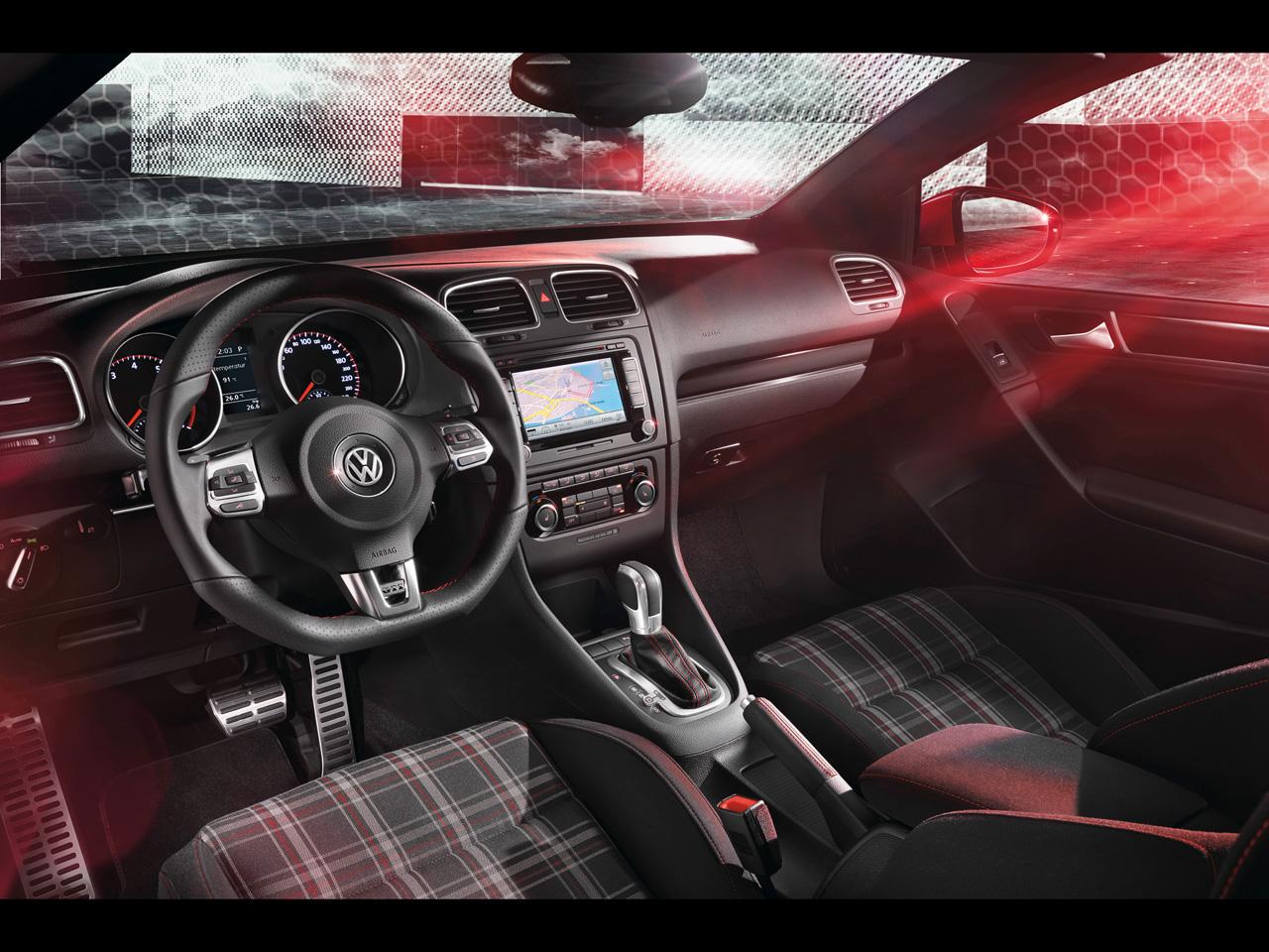 Volkswagen Golf GTI Wallpapers   Vdub Newscom 1280x960