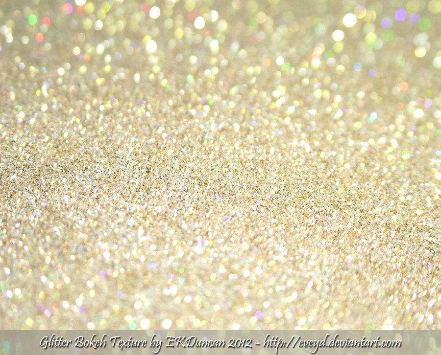 Bokeh Glitter Gold 3 Texture Background by EveyD 900x726