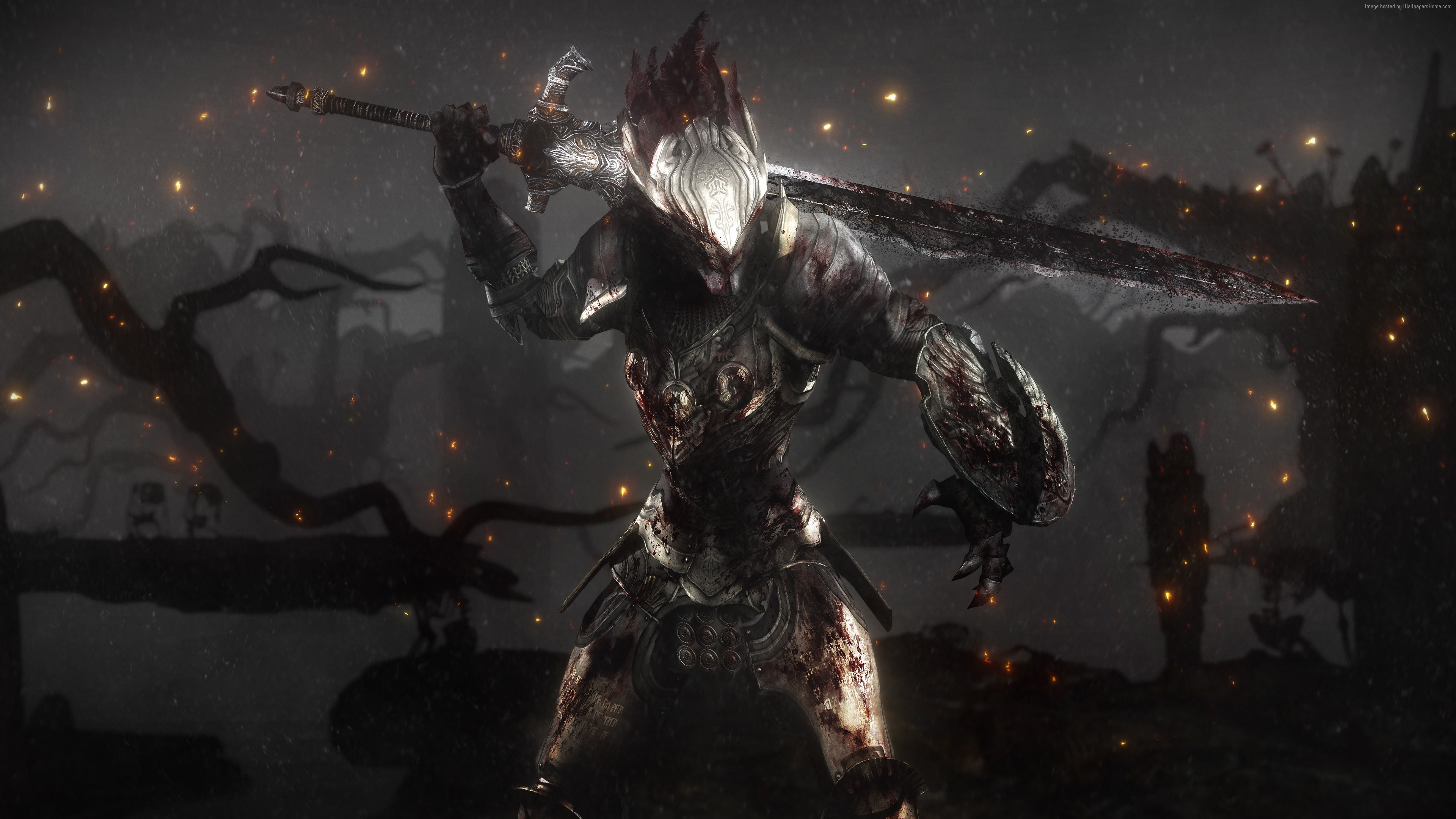 September 29 2015 By Stephen Comments Off on Dark Souls 3 Wallpaper 3840x2160