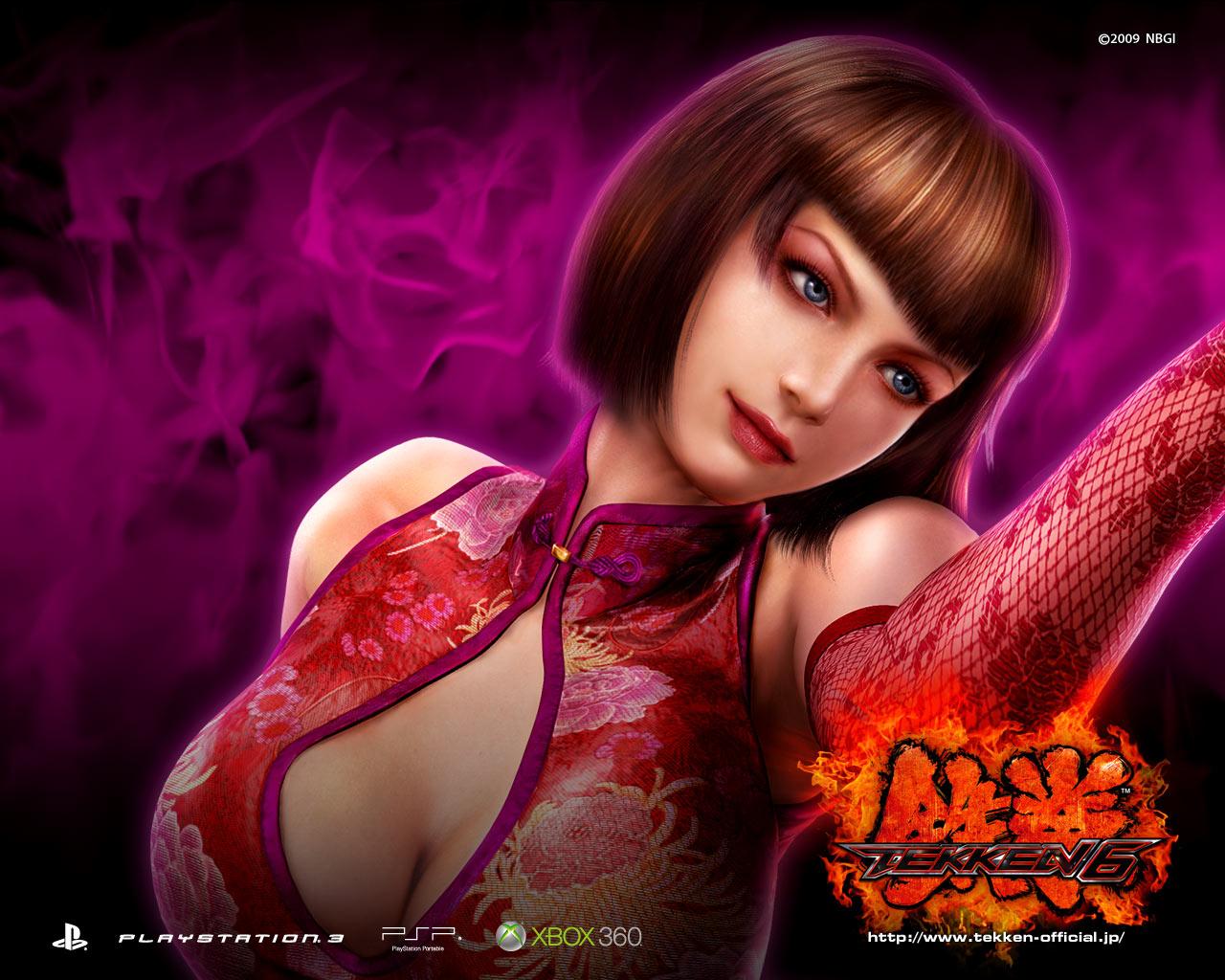 Tekken 6 HD images Tekken 6 wallpapers 1280x1024