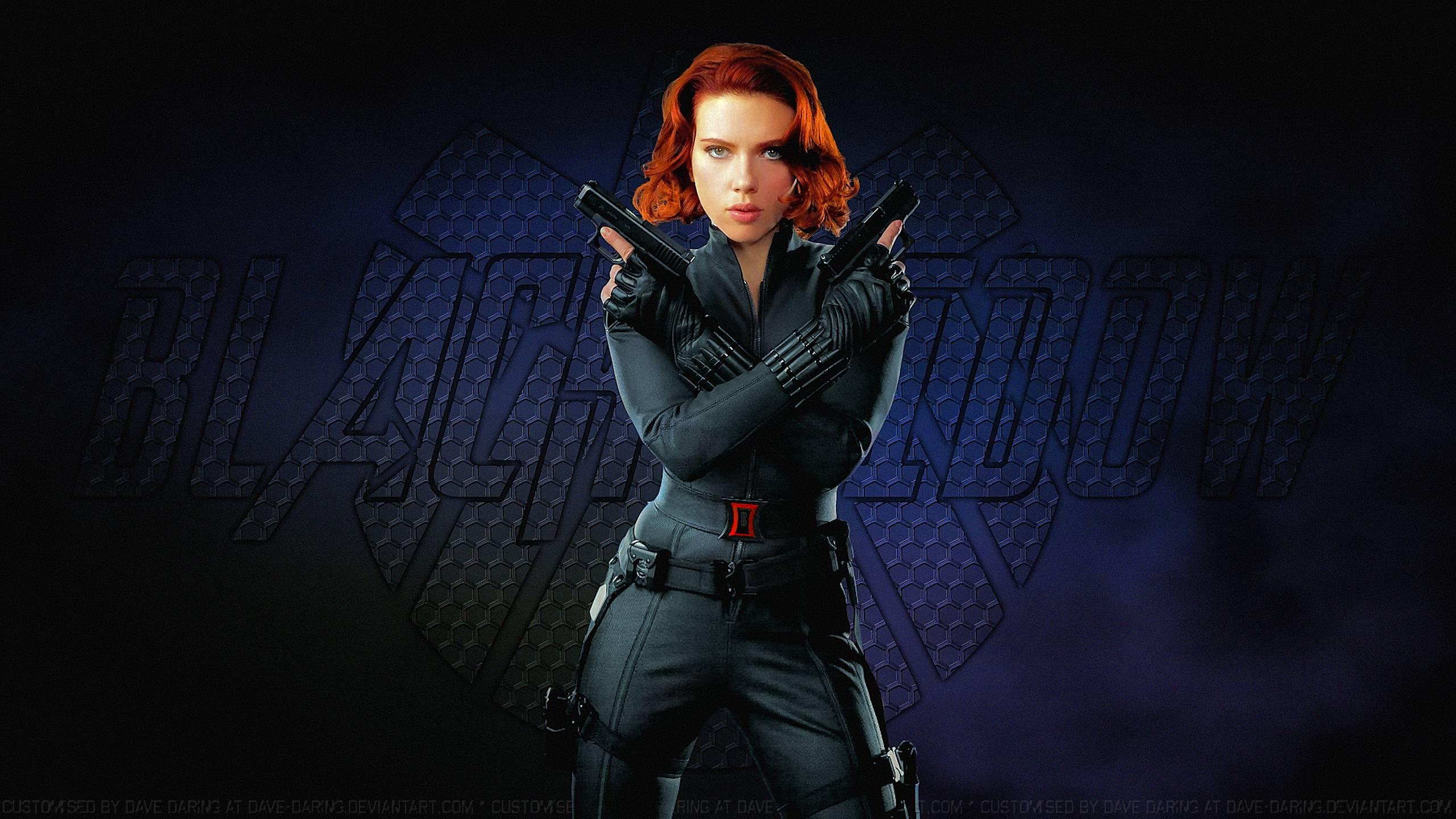 2560x1440px Scarlett Johansson Black Widow Wallpaper Wallpapersafari
