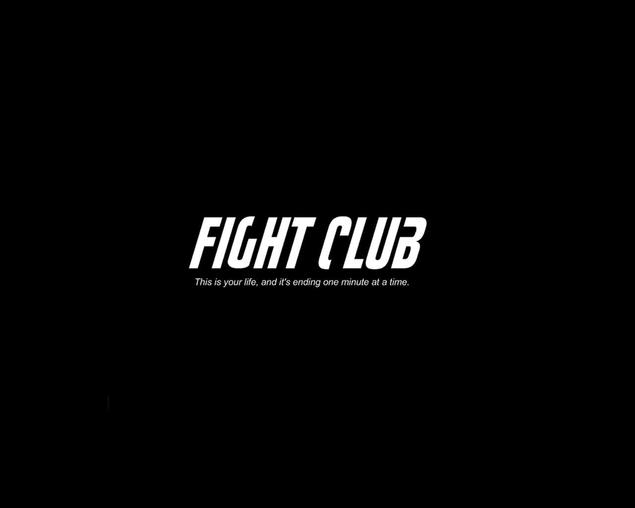 Movie Fight Club Wallpaper 1280x1024 Movie Fight Club 1280x1024