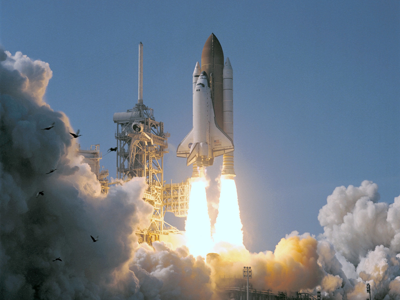 space shuttle columbia wallpaper - photo #13