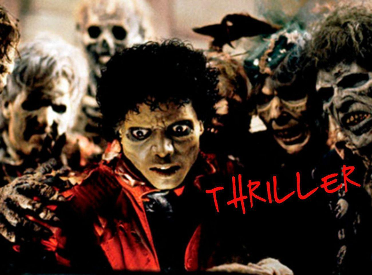 Free Download Michael Jackson Thriller Wallpapers 1300x960