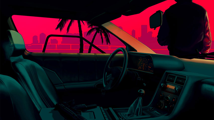 Hotline Miami Wallpaper in 1366x768 860x484
