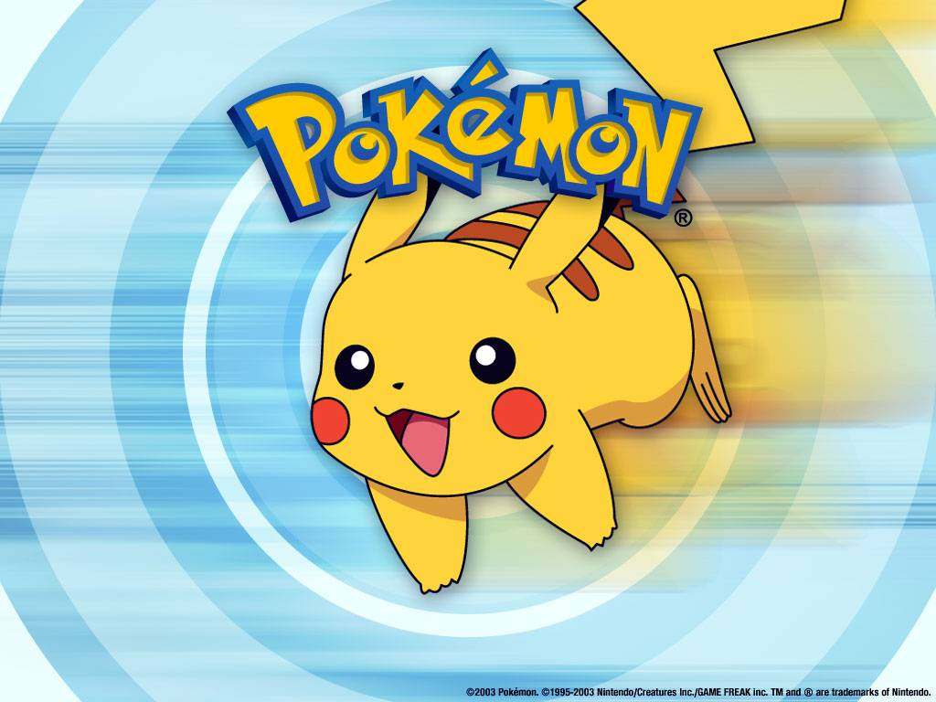 Pokemon Pikachu Wallpaper cool photo   Pokemon Wallpaper 1024x768