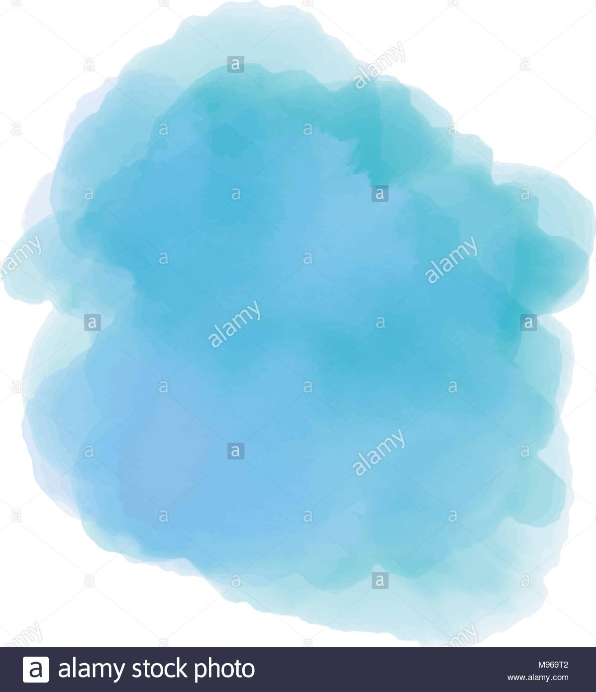Soft blue watercolor background Abstract background for you 1198x1390