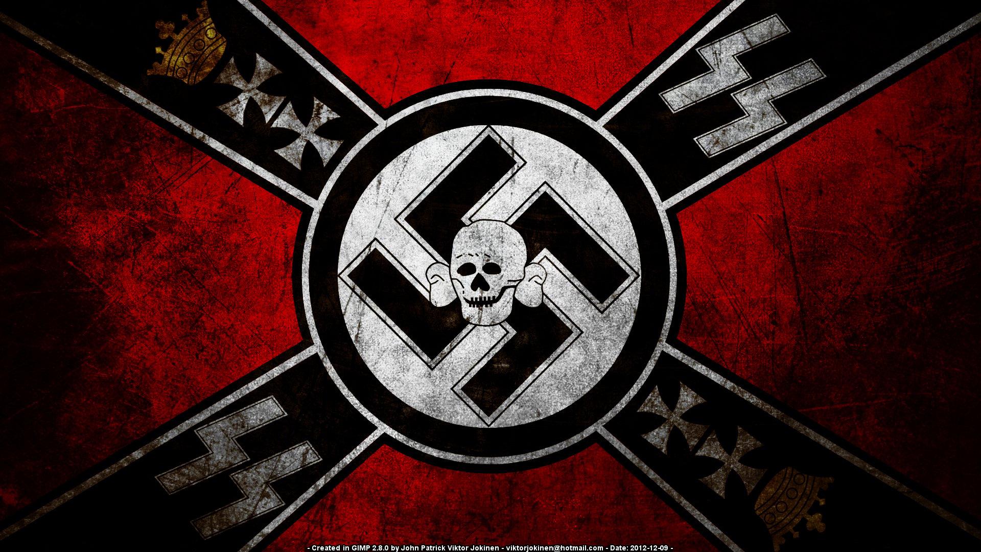 German ss Logo Nazi ss Logo Nazi ss Symbol 1920x1080