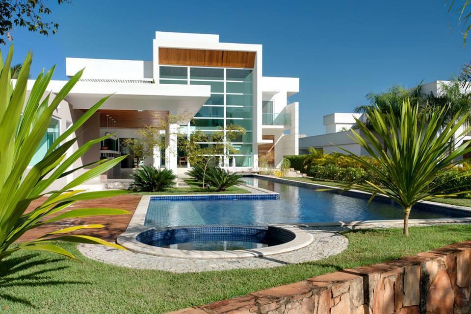 Beautiful House HD Wallpapers 960x641