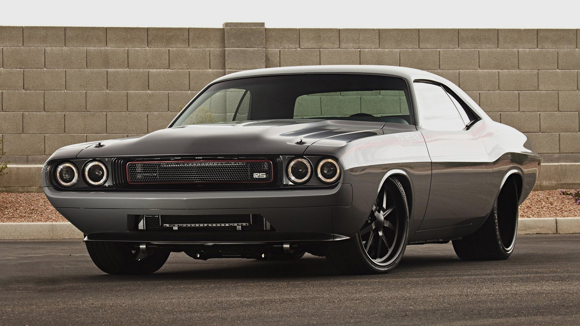 Muscle carmuscle cars hdr photography widescreen 1920x1080 wallpaper 1920x1080