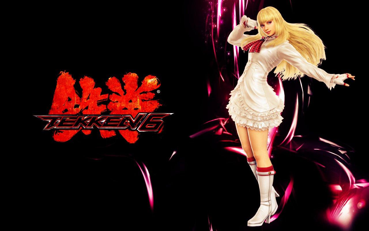 Tekken 6 Wallpaper 2 by CrossDominatriX5 1280x800